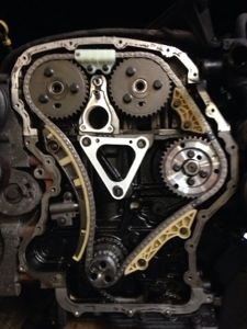 ford timing chain replacement/repair