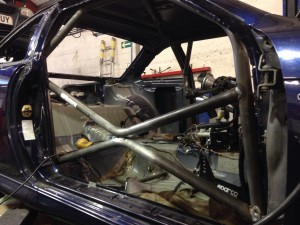 Nissan 200sx roll cage