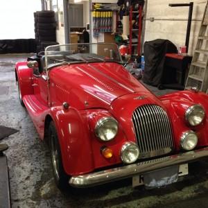 Morgan V8 Repairs