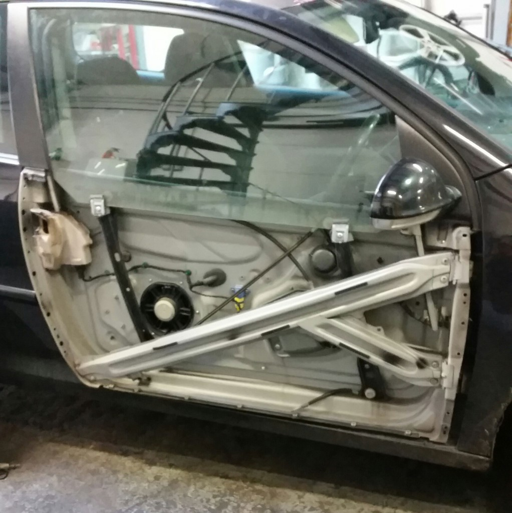 VW Golf Window Winder Repairs, Portsmouth
