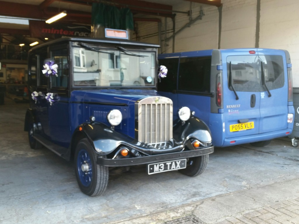 London Taxis repairs