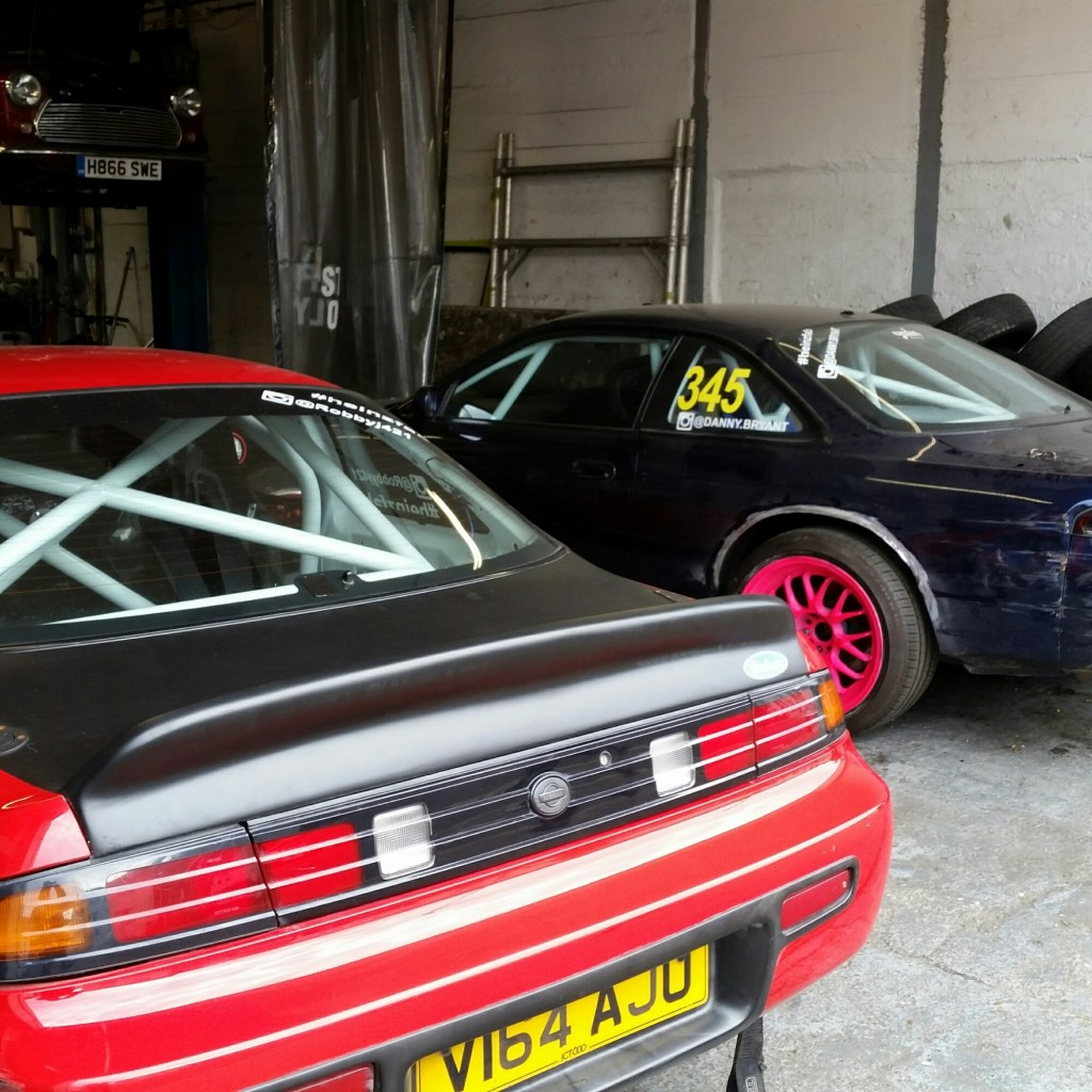Aqua Garage Services Drift Cars