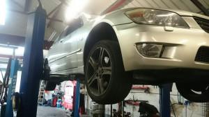 Mazda MOT repairs
