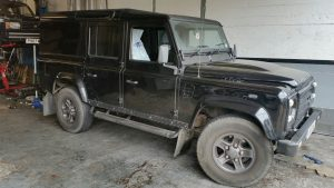 Land Rover Repairs Portsmouth