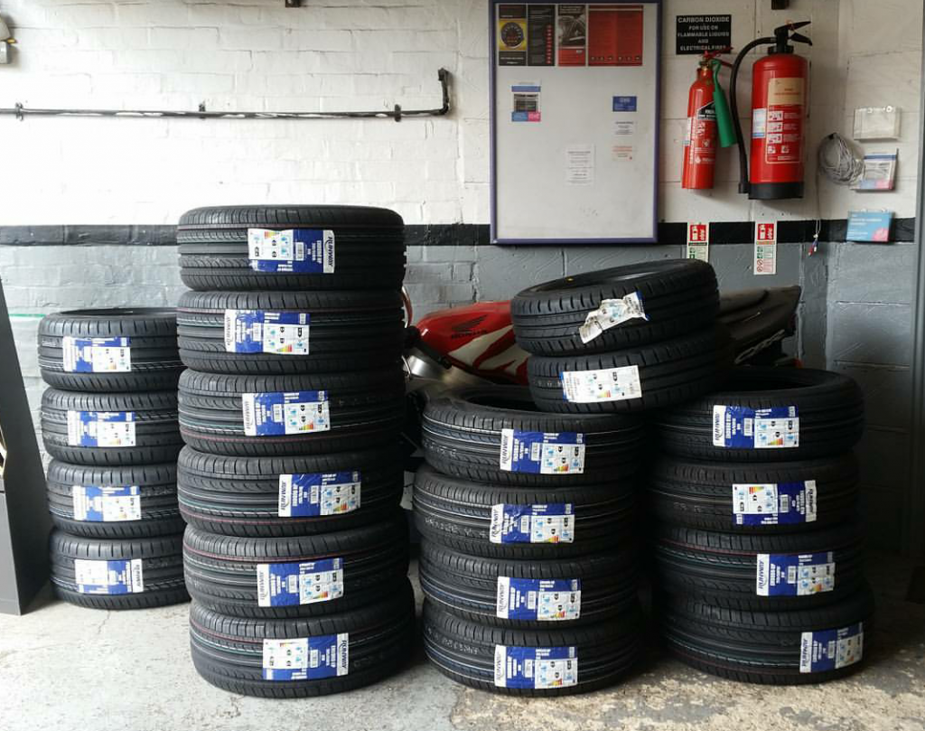 tyre fitters portsmouth