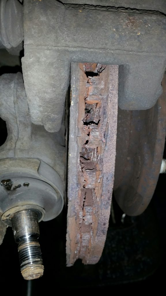 ford transit brakes overhaul portsmouth hampshire
