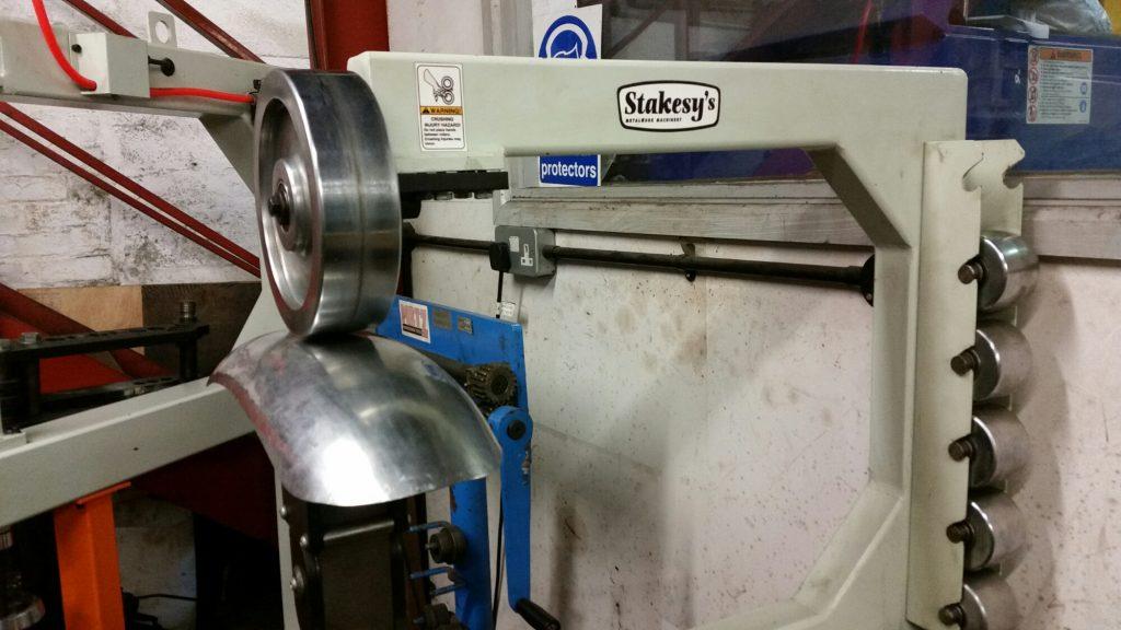 english wheel fabrication