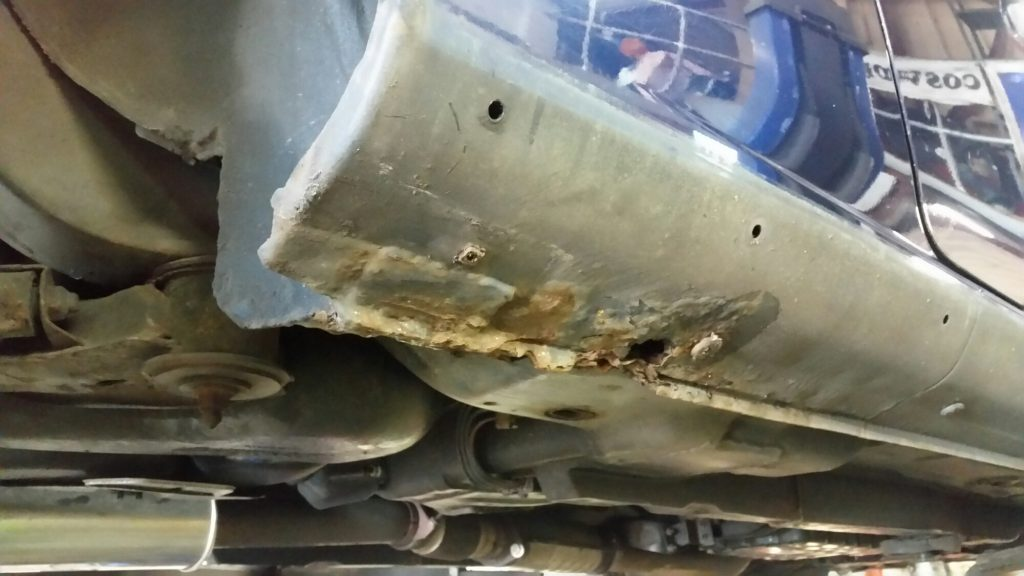 Nissan 200sx S14a still replacement