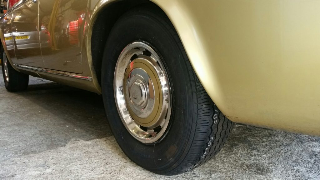 rolls royce tyres portsmouth