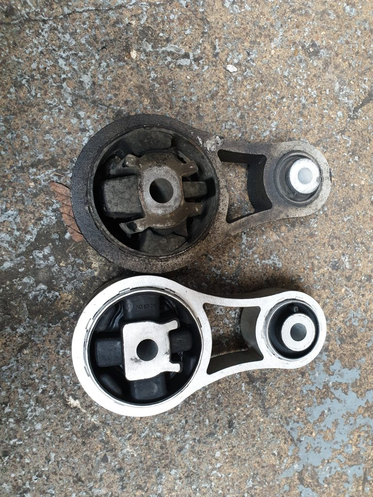 renault traffic engine mount repair replacement