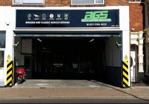 southsea garage